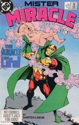 Mister Miracle (2nd Series) #5