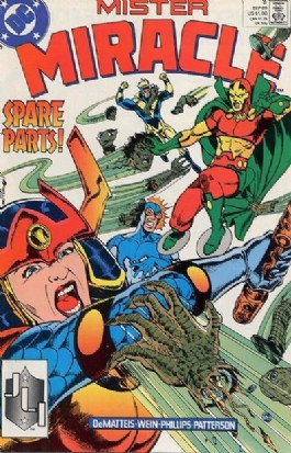 Mister Miracle (2nd Series) #8