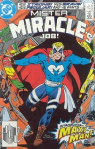 Mister Miracle (2nd Series) 1989 - 1991 #9