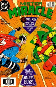Mister Miracle (2nd Series) 1989 - 1991 #10