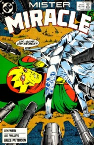 Mister Miracle (2nd Series) 1989 - 1991 #11