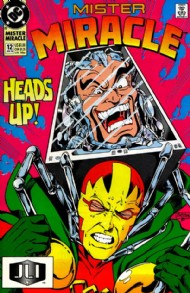 Mister Miracle (2nd Series) 1989 - 1991 #12