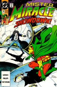 Mister Miracle (2nd Series) 1989 - 1991 #14