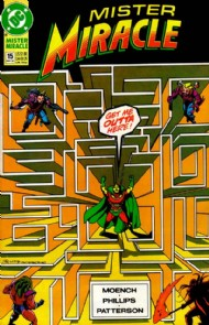 Mister Miracle (2nd Series) 1989 - 1991 #15