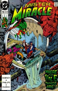 Mister Miracle (2nd Series) 1989 - 1991 #16