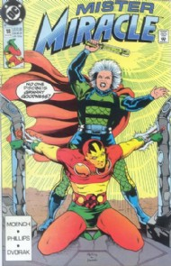 Mister Miracle (2nd Series) 1989 - 1991 #18