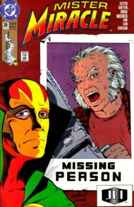 Mister Miracle (2nd Series) 1989 - 1991 #20