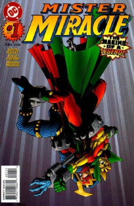 Mister Miracle (3rd Series) #1