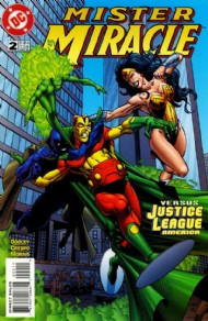 Mister Miracle (3rd Series) 1996 - 1996 #2