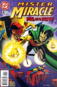 Mister Miracle (3rd Series) 1996 - 1996 #4