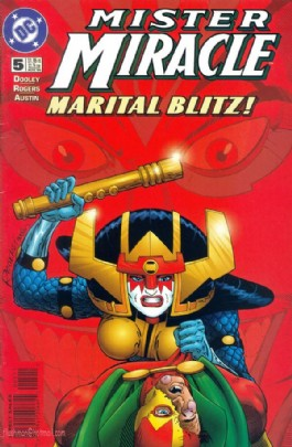 Mister Miracle (3rd Series) #5