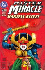 Mister Miracle (3rd Series) 1996 - 1996 #5