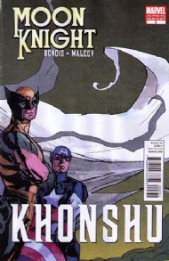 Moon Knight  (6th Series) 2011 - 2012 #3