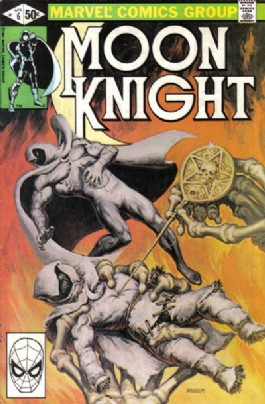 Moon Knight (1st Series) #6