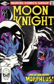 Moon Knight (1st Series) 1980 - 1984 #12