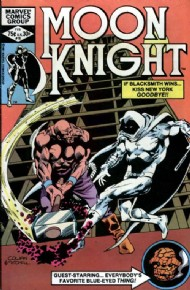 Moon Knight (1st Series) 1980 - 1984 #16