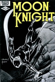 Moon Knight (1st Series) 1980 - 1984 #17