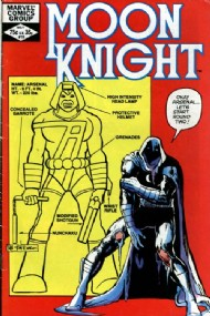 Moon Knight (1st Series) 1980 - 1984 #19