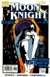Moon Knight (3rd Series) 1998 #1