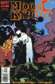 Moon Knight (3rd Series) 1998 #3