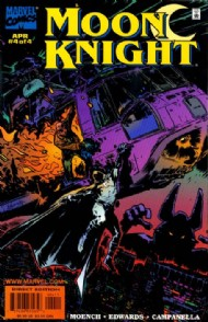 Moon Knight (3rd Series) 1998 #4