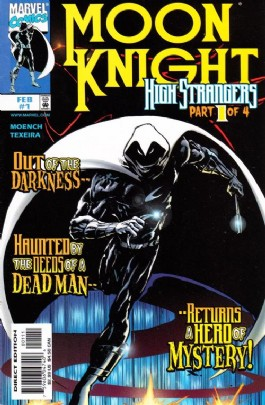 Moon Knight (4th Series) #1