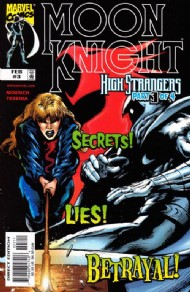 Moon Knight (4th Series) 1999 #3