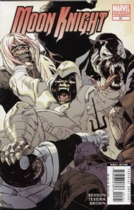 Moon Knight (5th Series) 2006 - 2009 #21