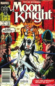 Moon Knight, Fist of Khonshu (2nd Series) 1985 #1