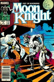 Moon Knight, Fist of Khonshu (2nd Series) 1985 #2