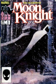Moon Knight, Fist of Khonshu (2nd Series) 1985 #6