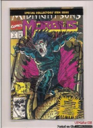 Morbius: the Living Vampire 1992 - 1995 #1