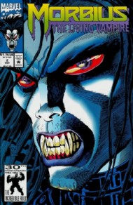 Morbius: the Living Vampire 1992 - 1995 #2