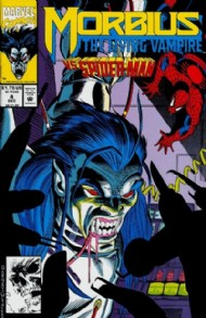 Morbius: the Living Vampire 1992 - 1995 #4