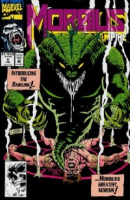 Morbius: the Living Vampire 1992 - 1995 #5