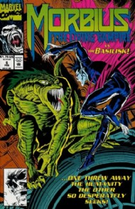 Morbius: the Living Vampire 1992 - 1995 #6