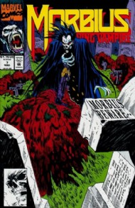 Morbius: the Living Vampire 1992 - 1995 #7