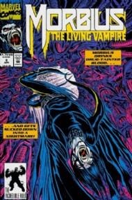 Morbius: the Living Vampire 1992 - 1995 #8