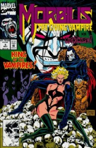 Morbius: the Living Vampire 1992 - 1995 #9