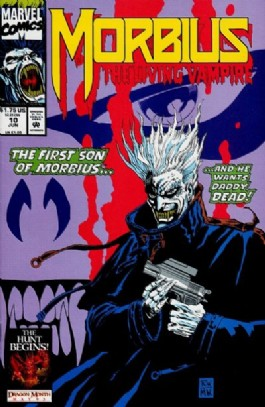 Morbius: the Living Vampire #10