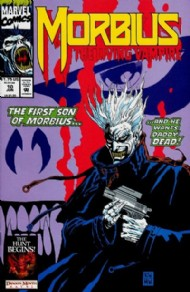 Morbius: the Living Vampire 1992 - 1995 #10