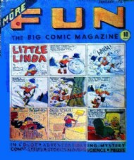 More Fun Comics 1936 - 1947 #7