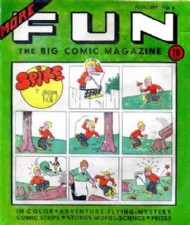 More Fun Comics 1936 - 1947 #8