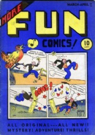 More Fun Comics 1936 - 1947 #9