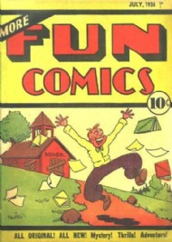 More Fun Comics 1936 - 1947 #11