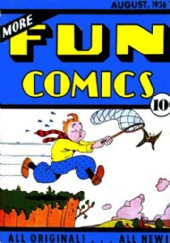 More Fun Comics 1936 - 1947 #12