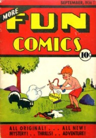 More Fun Comics 1936 - 1947 #13