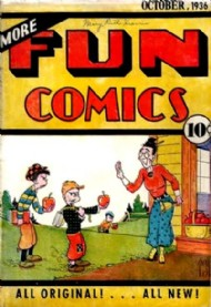 More Fun Comics 1936 - 1947 #14