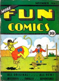More Fun Comics 1936 - 1947 #15