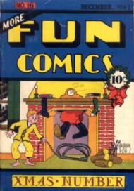 More Fun Comics 1936 - 1947 #16